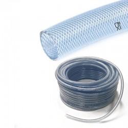 PVC slang met inlage | inwendig 8mm | uitwendig 14mm