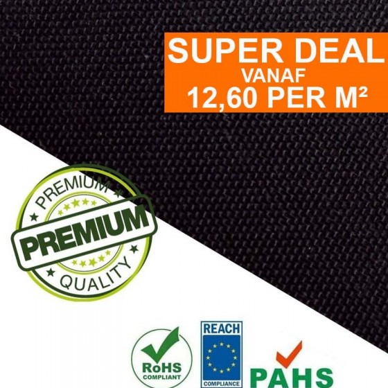 Premium Quality ProfiTech EPDM | 5mm dik | 125cm breed