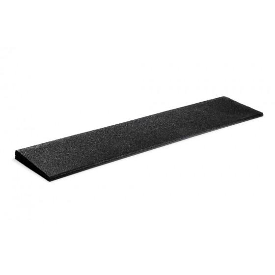 Vol rubber Oploop profiel | 20mm dik | 55mm breed
