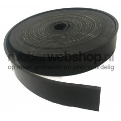 Rubber Plint SBR band 50mm...