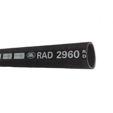 Radiateurslang Ø 28mm binnen   Ø 36mm buiten   Buigstr. 280mm   1000mm lengte