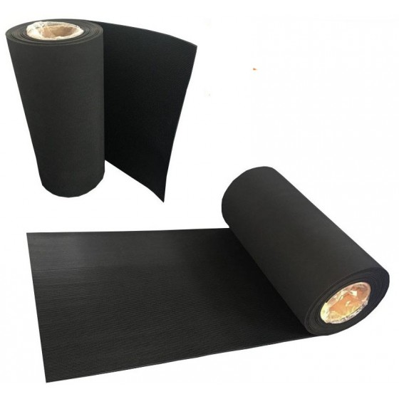 Kabelmat   Antislip    3mm dik   60cm breed   rol 10 meter