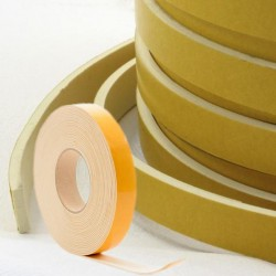 Celrubber EPDM Wit 2mm dik | 40mm breed | 1 zijde zelfklevend | Rol 10 meter