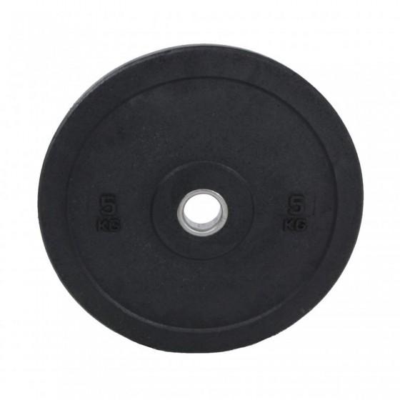 Hi Performance Bumper Plate - 5kg | binnen Ø 50mm | buiten Ø 440mm