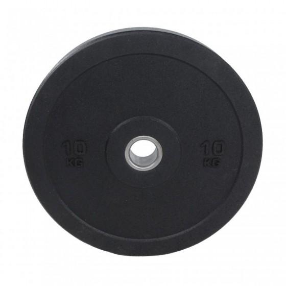 Hi Performance Bumper Plate - 10kg | binnen Ø 50mm | buiten Ø 440mm