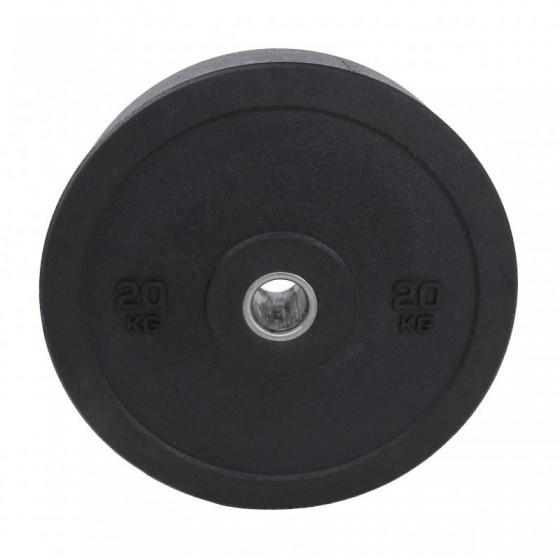 Hi Performance Bumper Plate - 20kg | binnen Ø 50mm | buiten Ø 440mm