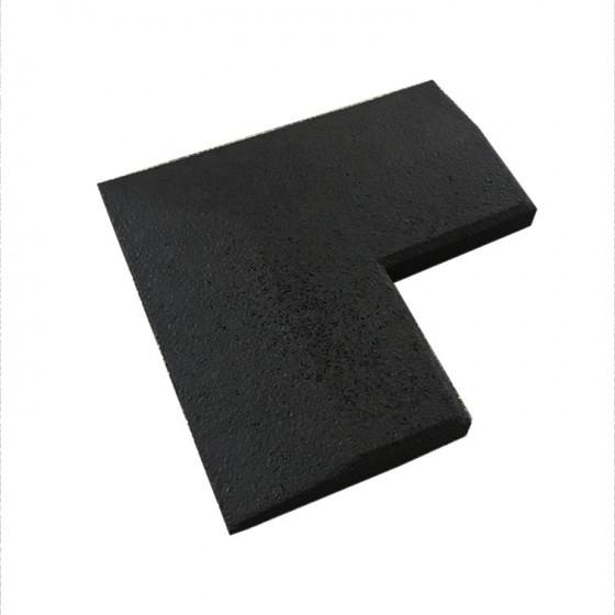 Rubber Hoekprofiel | Alleen geschikt voor 2cm dikke tegels