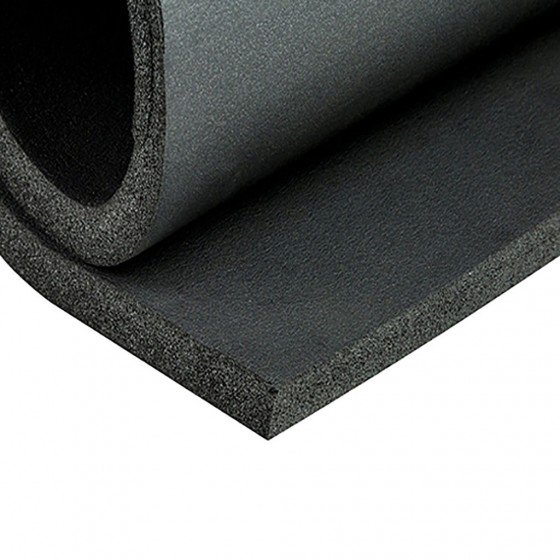 Flex400 Neopreen EPDM | 100cm breed | Plaat van 12mm t/m 50mm dik