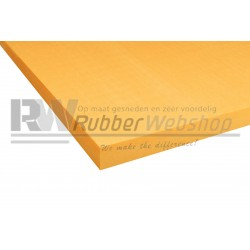 PU 70 Ochreous   100cm x 200cm   Verschillende diktes beschikbaar