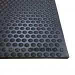 Anti Trillingsmat | 10mm dik | 50cm breed | 50cm lengte | Hardheid 45°