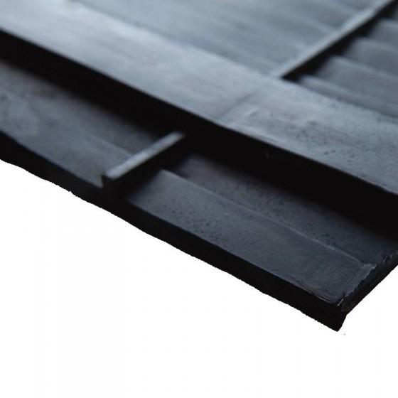 Oploopmat/Laadklep mat   17mm dik   155cm lengte  175cm breedte