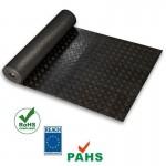 Eco Traanplaatloper (checkermat) | 3mm dik | 100cm breed | per strekkende meter