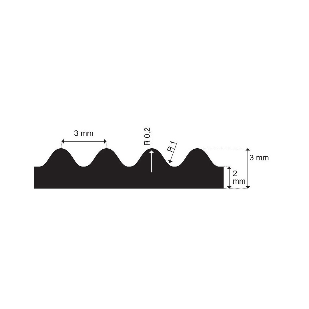 Kunststof waterslang Alfaflex