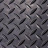 Traanplaat rubber vloer