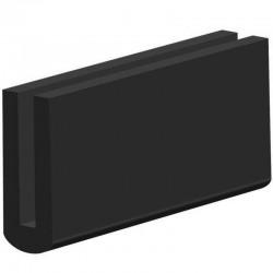 Volrubber U Profiel | 1,5mm inwendig | hoogte 12mm | dikte 1,5mm