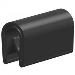 Techno 200 Neopreen Zwart | Celrubber | 3,0 mm dik | 25,0 mm breed | 1 zijde zelfklevend | 100 meter