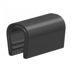 Kantprofiel | breedte 13mm | hoogte 15mm | klembereik 6-8mm