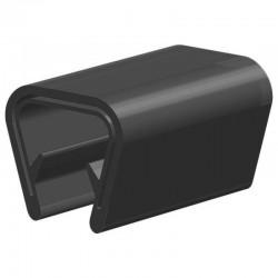Kantprofiel  | breedte 17mm | hoogte 15mm | klembereik 9-12mm