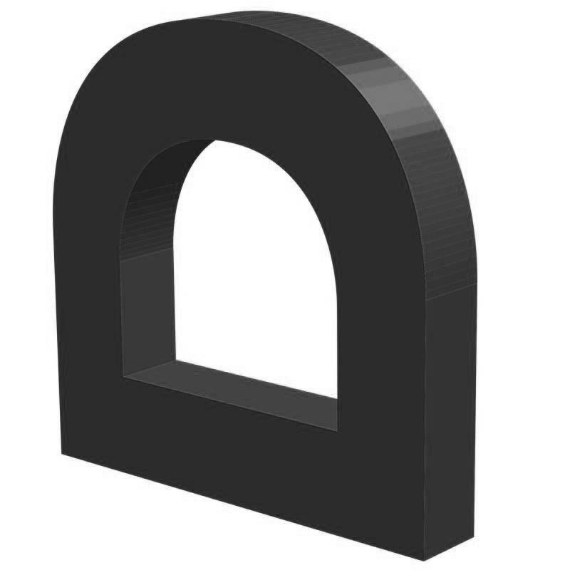 Zelfklevend neopreen rubber
